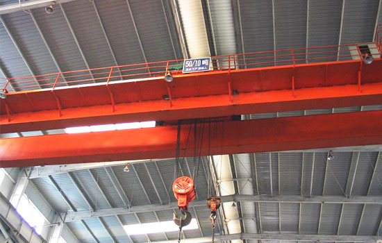 Ellsen Heavy Duty Overhead Crane