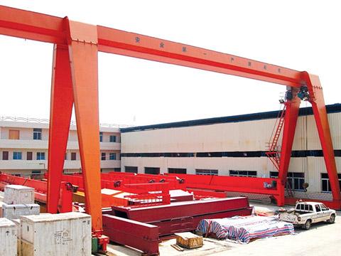 industrial gantry crane sales