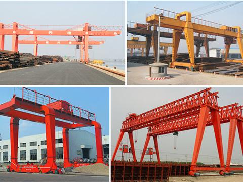 various outdoor gantry crane supplier