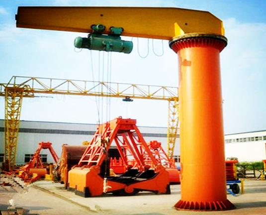 What Are The Main Differences Between A 10 Ton Cantilever Jib Crane And A 3 Ton Cantilever Jib Crane