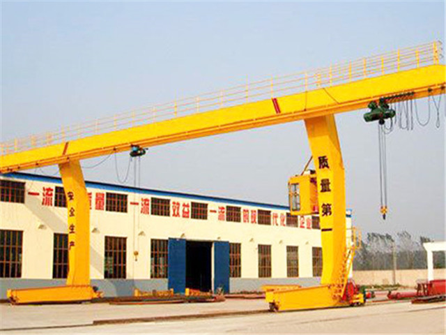 Single girder gantry crane cost