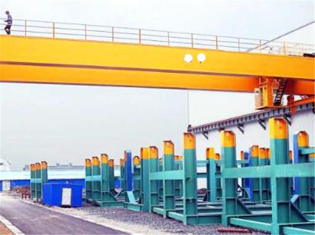 Buy semi 20 t gantry crane cost