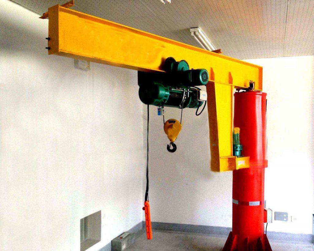 Column Jib Crane For Sale