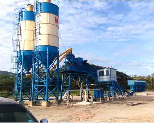 Ready mixed concrete plant for sale in Aimix