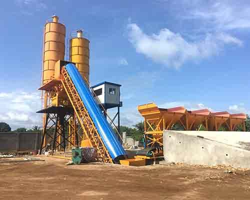 Aimix ready mixed concrete plant